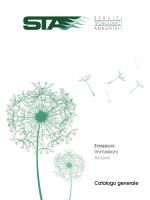 Catalogo generale - STA - Servizi tecnologici ambientali