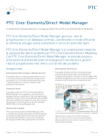 PTC® Creo® Elements/Direct® Model Manager