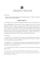 VERBALE DI GARA n. 3 - Istituto Musicale Vincenzo Bellini