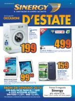 elettronica compra oggi e paghi da gennaio 2015!
