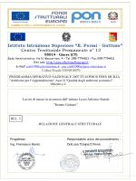 rel 3-relazione generale strutturale - E.Fermi