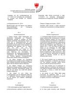 Vorgelegt von der Landesregierung am 11.11.2014 auf Vorschlag