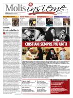 Molisinsieme N° 01 - 2014 - Diocesi di Isernia