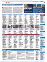 in tv S - Route Nazionale 2014
