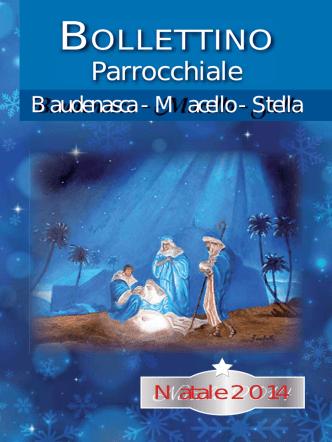 Bollettino Natale 2014 - Baudenasca e Macello