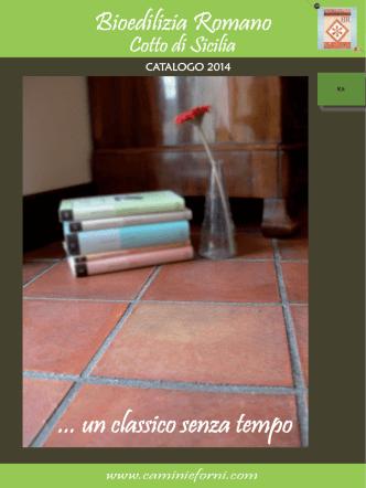 Catalogo - Camini e Forni
