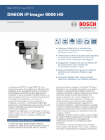 DINION IP imager 9000 HD - Bosch Security Systems