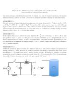 Homework N 5 di Elettromagnetismo e Ottica (CCS Fisica), 22