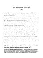 PAI - Istituto Comprensivo di Tropea e Centro Territoriale per l