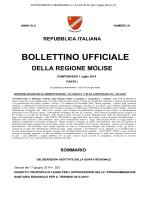 Programma 7 - Regione Molise