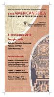 PROGRAMMA 2013.pmd - Circolo Amerindiano