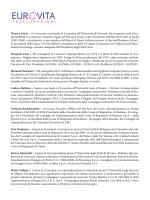 Biografie - Eurovita