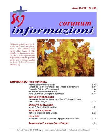 457 - Dehoniani