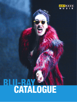 BLU-RAY CATALOGUE