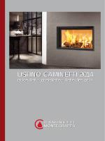 LISTINO CAMINETTI 2014 - Kamini in peči Luzar