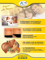 scarica la rivista - ARCIDIACONO CENTRO MEDICO