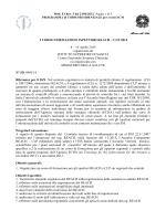 Ministero della Salute I CORSO FORMAZIONE ISPETTORI REACH