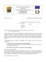 iscrizioni a.s. 2015-2016 - Istituto Superiore Virgilio di San Giorgio