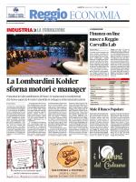 La Lombardini Kohler sforna motori e manager