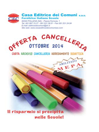 cancelleria catalogo.indd