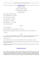 sentenza n. 3487 - ConsulenzaAgricola.it