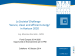 Diapositiva 1 - Sviluppo Lazio