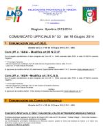 COM. UFF. 53 - FIGC Veneto