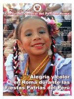julio - agosto - septiembre - Consulado General del Perú en Roma