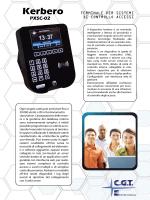 Kerbero PXSC-02 - CGT Elettronica SpA