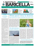 Settembre 2014 - Comune di Baricella