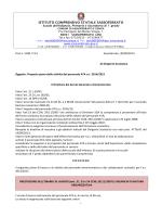 Piano delle attività personale ATA 2014-2015
