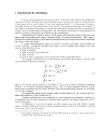 Fondamenti di Elettromagnetismo - Onde piane