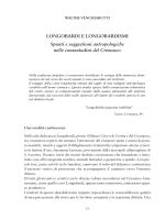 Longobardi e longobardismi spunti e suggestioni antropologiche