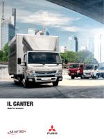 IL CANTER - FUSO Trucks