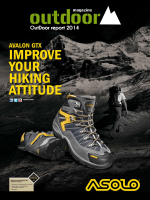 Outdoor Report 09 - Outdoor Magazine