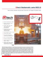 IR20 LS - IRtech - Termometri e Termocamere Infrarosso