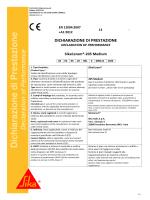 [PDF] Sika Ceram-205 Medium DoP