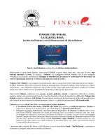 Pinkie the Whale La Balena Rosa