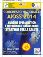 Brochure Montesilvano 2014