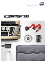 Scaricate la brochure degli accessori per il Volvo FM