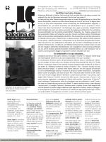 Nr. 130, Mai / Maggio 2014 Un indovinello e la sua soluzione... Ein
