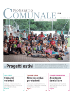 Progetti estivi - Gemeindeblatt von Eppan und Kaltern
