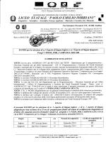 Bando selezione esperti Inglese Spagnolo PON C1 FSE 04 POR