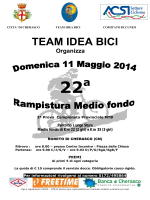 TEAM IDEA BICI - Il Ciclismo amatori