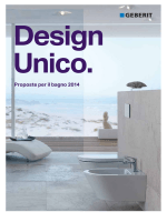 Catalogo Geberit Bagno Design 2014
