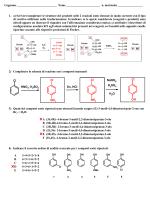 Soluzioni Compito di Chimica Organica del 14_11_07 - e