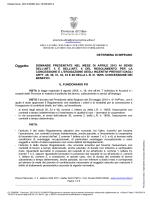 Vedi atto - Provincia di Udine
