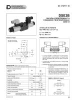 DSE3B - Duplomatic Oleodinamica
