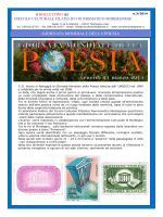 bollettino 2014 n.3 - Circolo Culturale Filatelico Numismatico