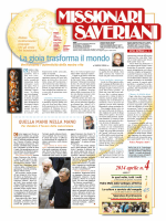 MS 2014.04 APRILE 2014 - Missionari Saveriani